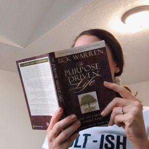 Purpose driven life Book